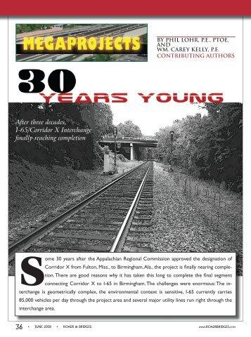 After three decades, I-65/Corridor X Interchange ... - Roads & Bridges