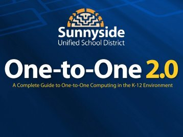 A Complete Guide to One-to-One Computing in the K-12 Environment