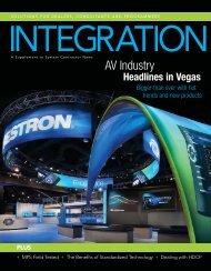 Headlines in Vegas - Crestron