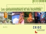Les consommateurs et les incivilités - Crioc