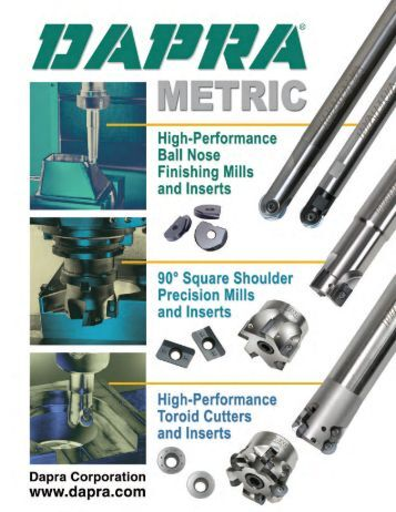 Metric Catalog - English - Dapra Corporation