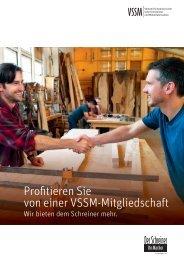 Broschüre - VSSM