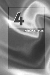 indirect taxes - The Malaysian Institute Of Certified Public Accountants