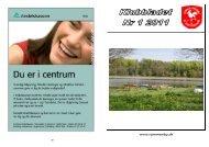 Klubbladet nr 1 2011 (Laila Holm's conflicted copy 2011 ... - Vammen