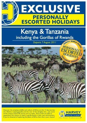 HARVEY-Escort KENYA LAND A4