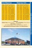 Flugplan - Luftverkehr Friesland Harle - Seite 5