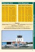 Flugplan - Luftverkehr Friesland Harle - Seite 7