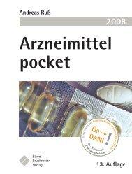 Arzneimittel pocket
