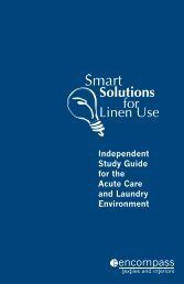 Independent Study Guide for the Acute Care and Laundry ...