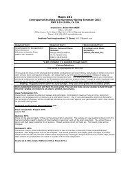 printable version of this syllabus - Jkornfeld.net