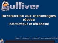 Introduction aux technologies réseau - Linux-France