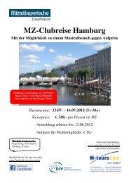 12 07 13 Reiseprogramm Hamburg