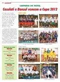 Cosulati e Bonsul vencem a Copa Futsal 2012 2012 se vai mas a ... - Page 4