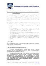 ( 1 novembre 2001 ) PDF - CNUE