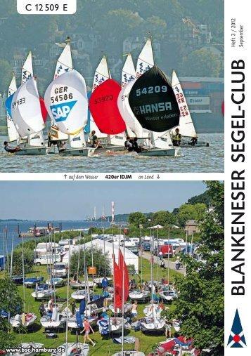 Ausgabe 03/2012 - Blankeneser Segel-Club eV