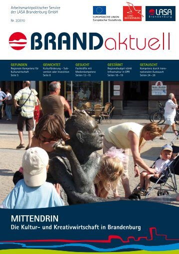 PDF (2 MB) - Kreatives Brandenburg