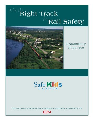 Right Track Rail Safety - Parachute