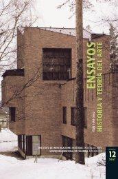 Ensayos No. 12, 2007. - Instituto de Investigaciones Estéticas
