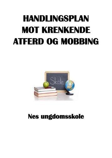 Handlingsplan mot krenkende adferd og mobbing - Ringsaker ...