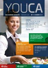 Karrieremagazin 2012 - Recruiting Days