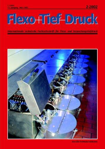 Internationale technische Fachzeitschrift für Flexo- und - Saueressig