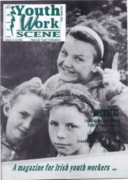 Issue 03: July 1992 - Youth Work Ireland