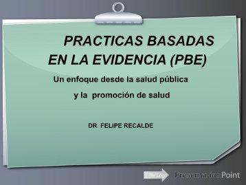 Presentación - BVS