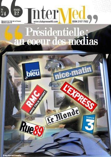 Intermed74 - Club de la Presse Méditerranée 06