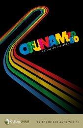 Descargar el Programa completo. - Música UNAM