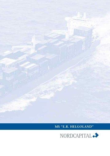 "MS ""E.R. HELGOLAND""_ - Nordcapital"