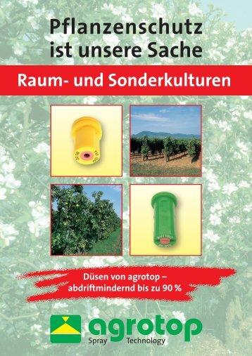 Raum - Produktkatalog - Agrotop GmbH