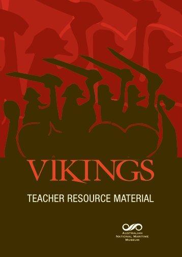 Teacher Resource Material - Australian National Maritime Museum