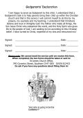 Baptism Application - St James Church – Southam - Page 7