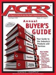 AGRR - July/August 2008 - AGRR Magazine