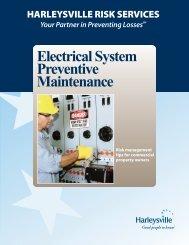 Electrical System Preventative Maintenance - Harleysville Insurance