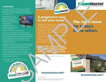 HouseMaster - Colour Tech Marketing Inc.