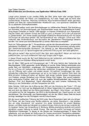 Ingo Triebe, Dresden Mein Erlebnisse und ... - AGGI-INFO.DE