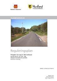 Planbeskrivelse - Statens vegvesen