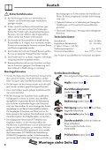 30 دليل االستخدام / تعليمات التجميع - Hansgrohe - Page 2