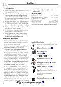 30 دليل االستخدام / تعليمات التجميع - Hansgrohe - Page 4