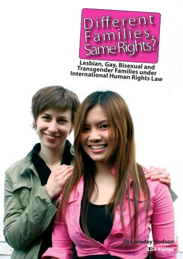 Lesbian, Gay, Bisexual and Transgender Families under ... - RFSL
