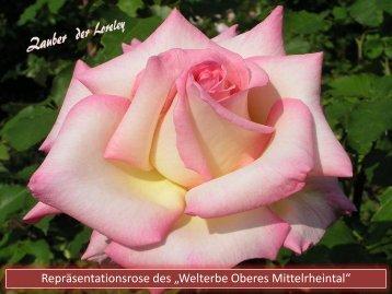 Zauber der Loreley - der Gartenroute Hunsrück- Mittelrhein