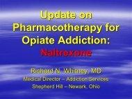 Day 1 MAT of O.. - Ohio County Behavioral Health Authorities