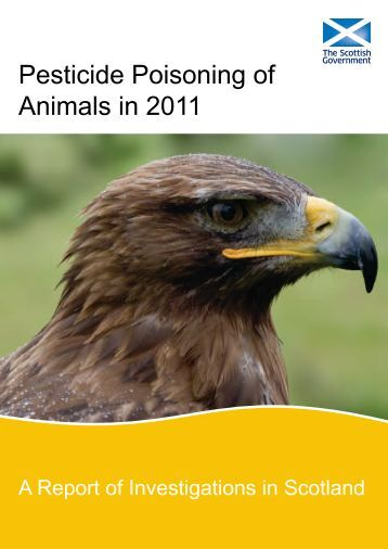 Pesticide Poisoning Report 2011 - SASA