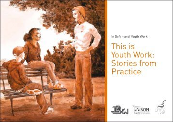 This is Youth Work: Stories from Practice - In Defence of Youth Work
