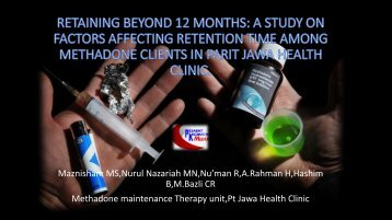 RETAINING BEYOND 12 MONTHS: A STUDY ON FACTORS ...