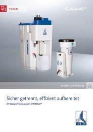 PDF 800 KB - BEKO TECHNOLOGIES GmbH