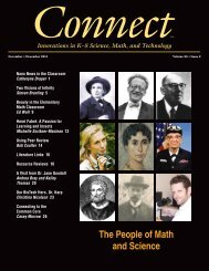 The People of Math and Science - Lewiston Independent School ...