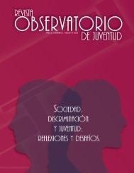 Revista Observatorio de Juventud - Inicio - Injuv