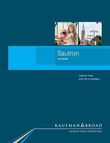 Maisons neuves à Sautron - programme ... - Kaufman & Broad